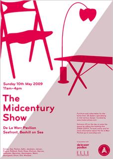 Poster_themidcenturyshow_2009