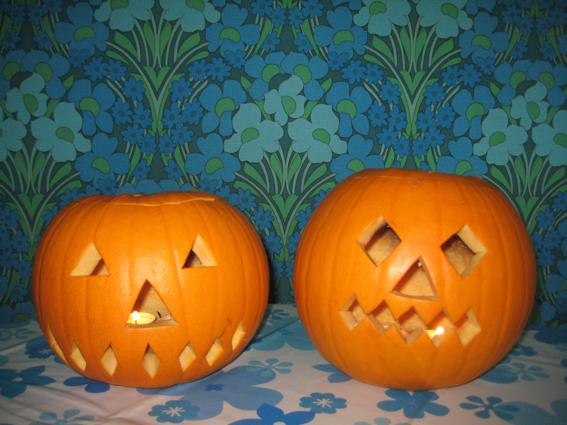 Pumpkin lanternLR