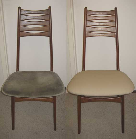 Danish-teak--chairs