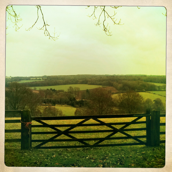 Emmalovesretro Hampshire gate
