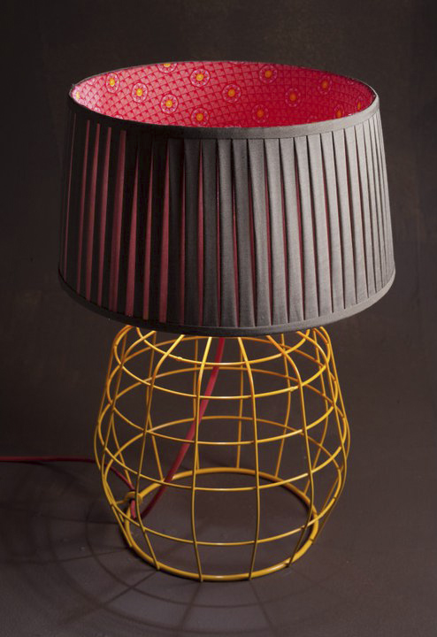 Indigi designs lamp