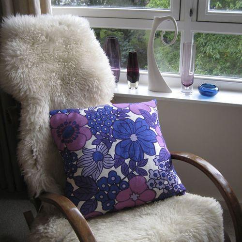 BoldPurple-vintage-cushion